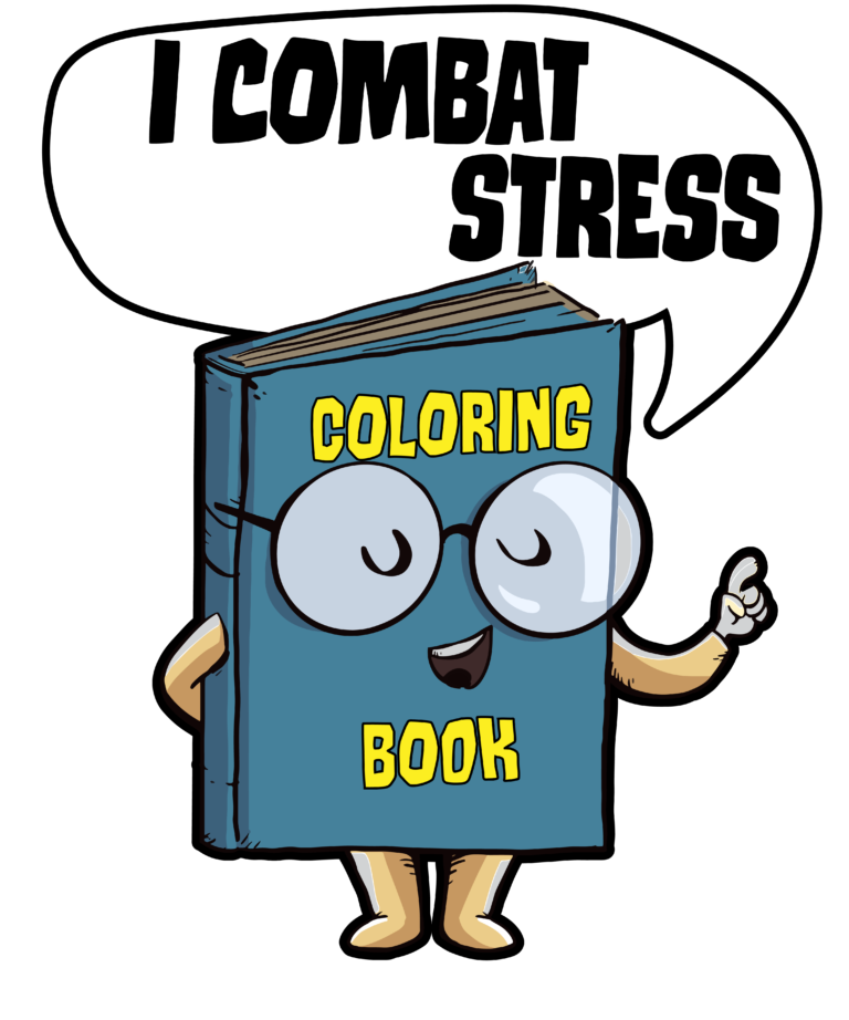 Can Coloring Combat Stress